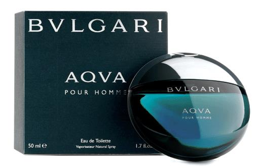 Aqva Pour homme by Bvlgari for the man