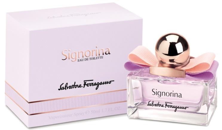 Signorina by Salvatore Ferragamo for women