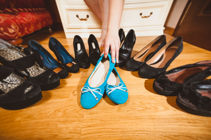6 Ways to Glam up your Footsteps Girls!