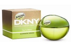 Be Delicious by DKNY for the lady