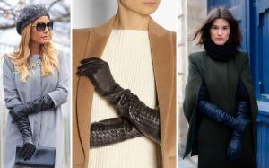 Long (like really long) gloves