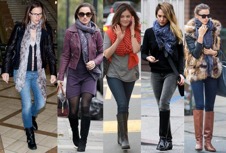 Women: Hottest style icons this winter!