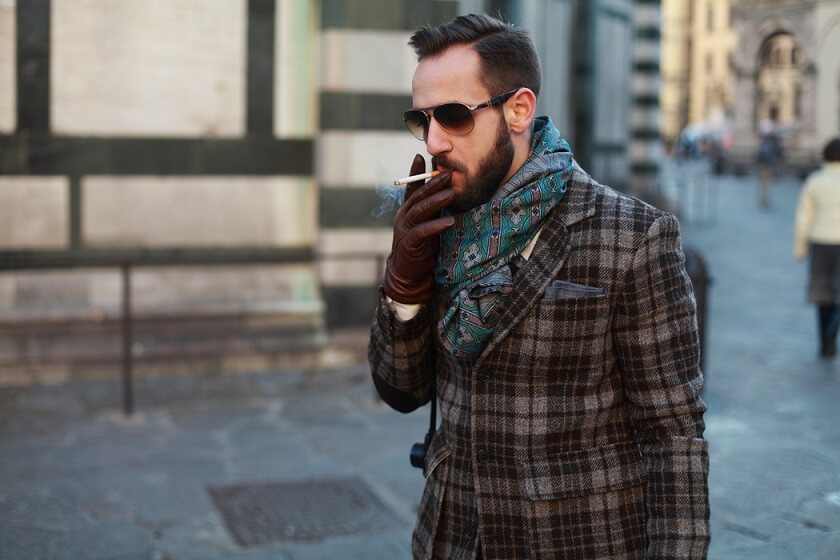 Men: Hottest style icons this winter!