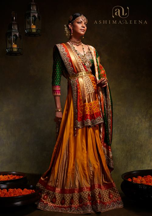 Ashima-Leena Dakshna collection