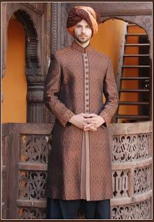 Sherwani for men