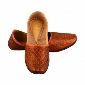 Best foot forward with ethnic footwear
