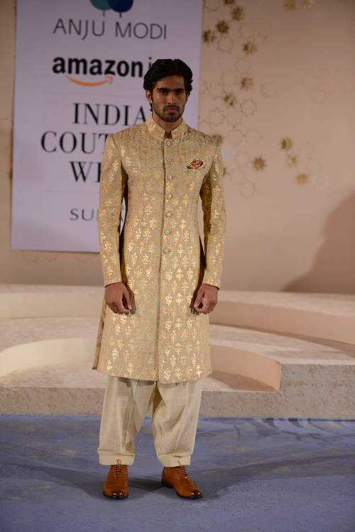 Anju Modi collection for grooms