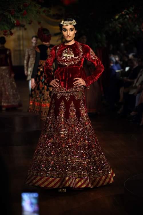 Rohit Bal's designer Bridal wear