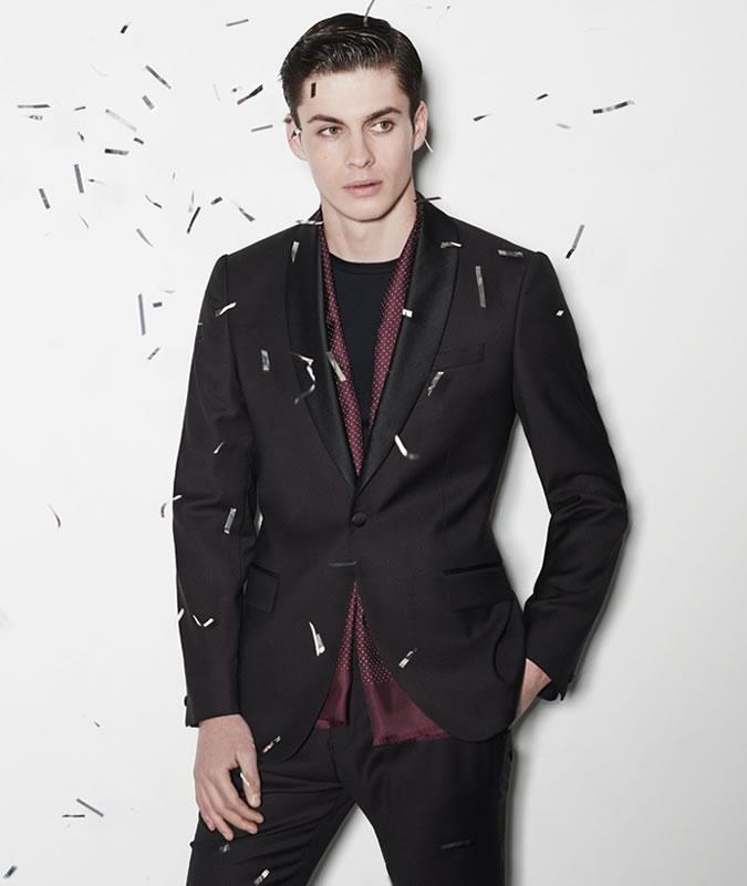 Tux or Suit