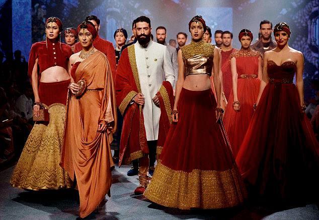 Shantanu Nikhil collection