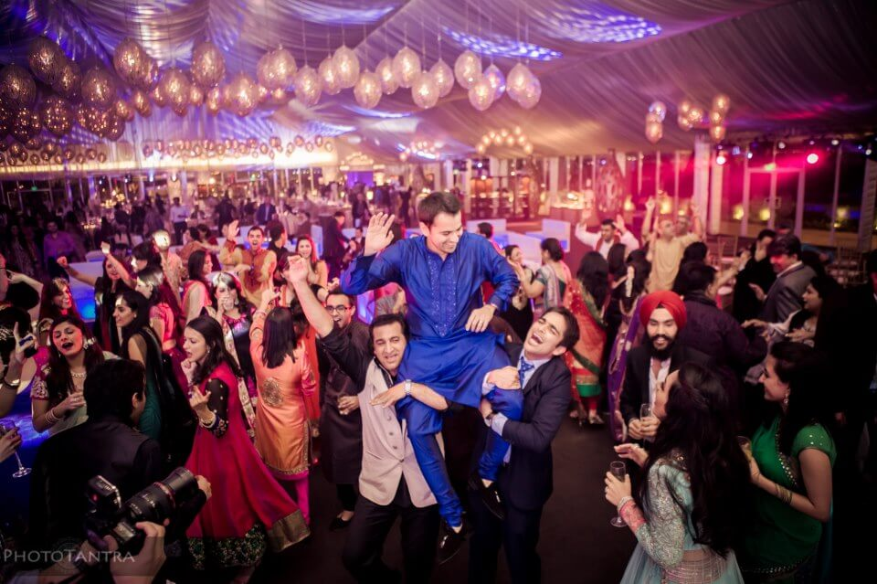 Grooms: How to dress for Sangeet in your Winter Wedding