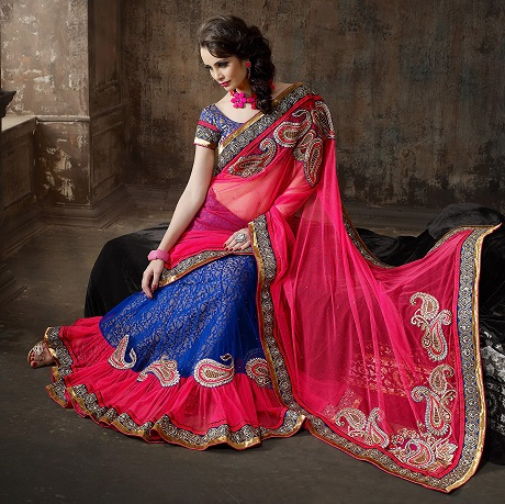 The Truly Traditional Saree