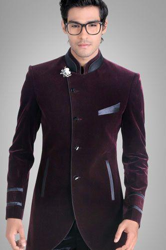 Indo-western jackets