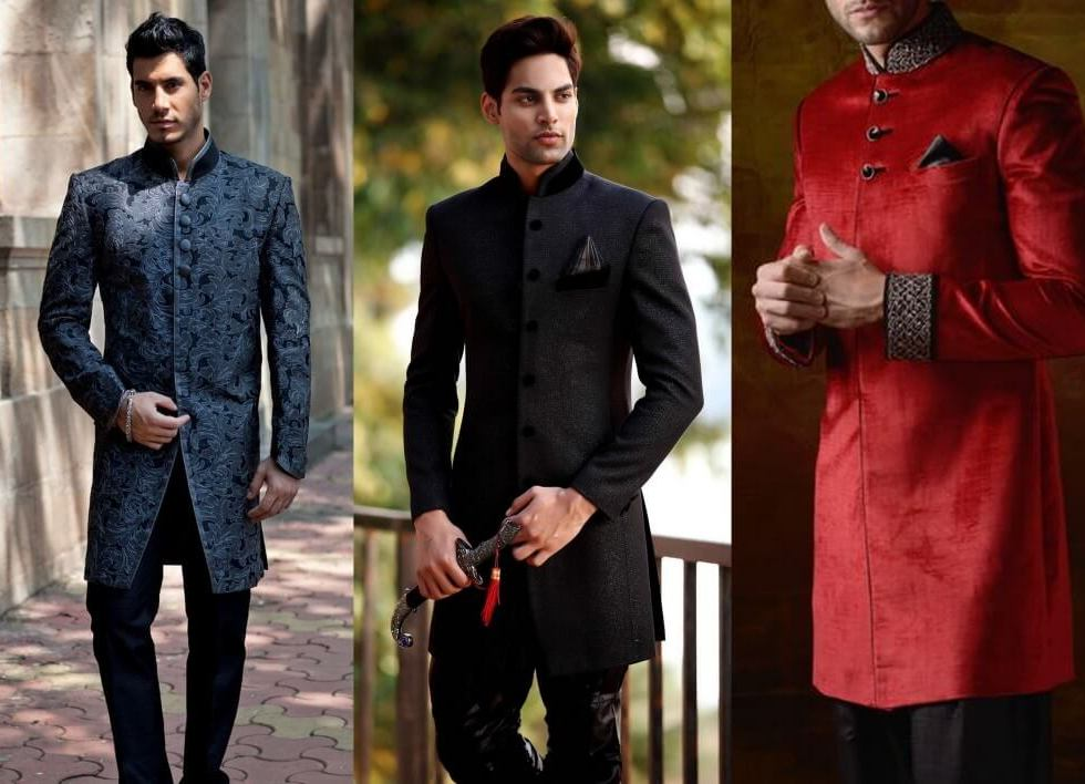 Men: Trending Reception Looks For Grooms This Winter