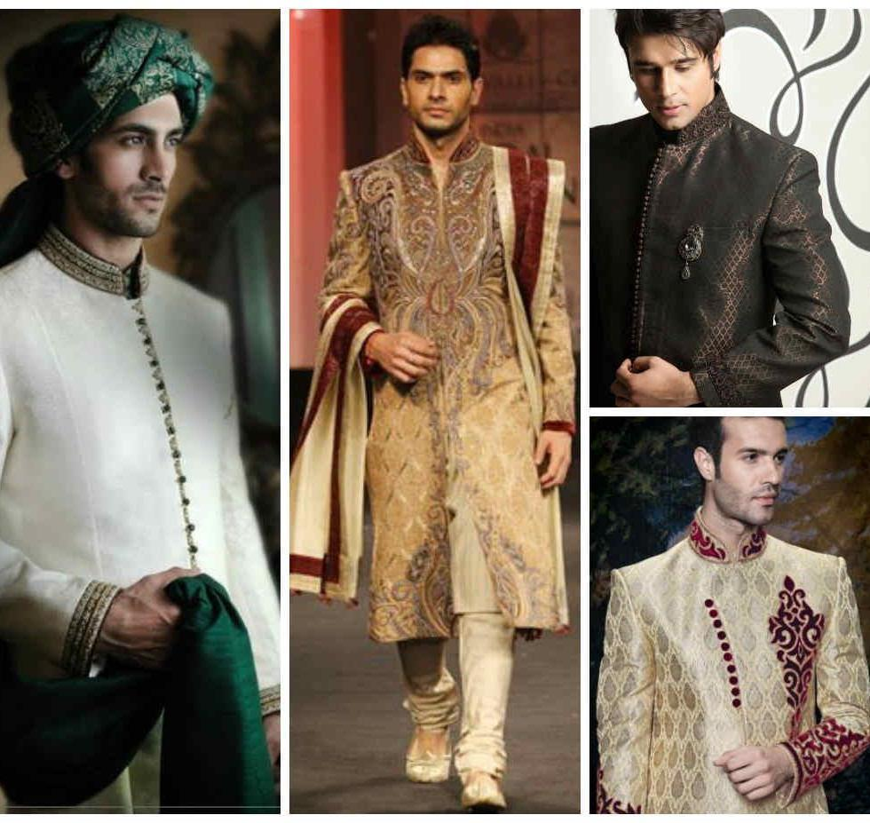 Trending Engagement looks for Grooms for their Winter Wedding