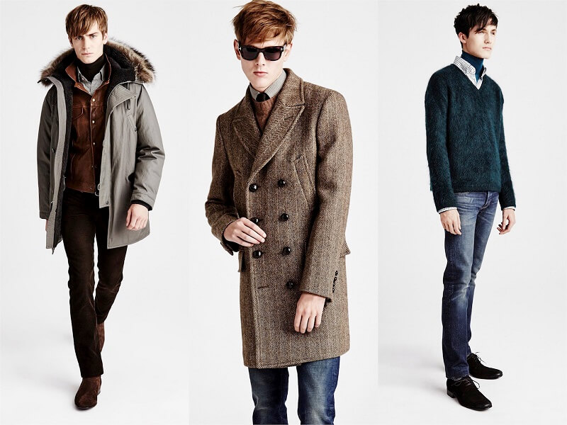Men's Winter fashion: Something more than Leather Jackets