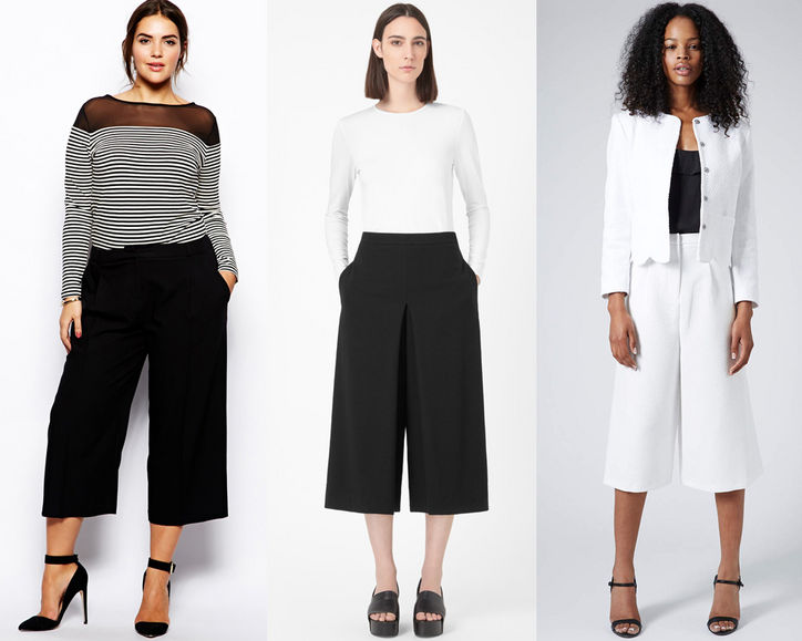 6 ways to nail the Culottes trend in style6 ways to nail the Culottes trend in style