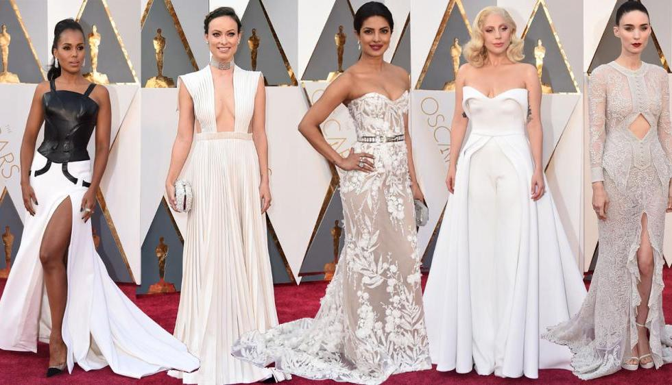 Women: Breathtaking Red Carpet looks at Oscar 2016 awards