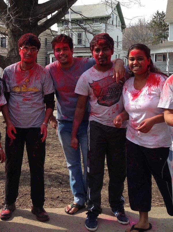 Polyester Lowers in Holi