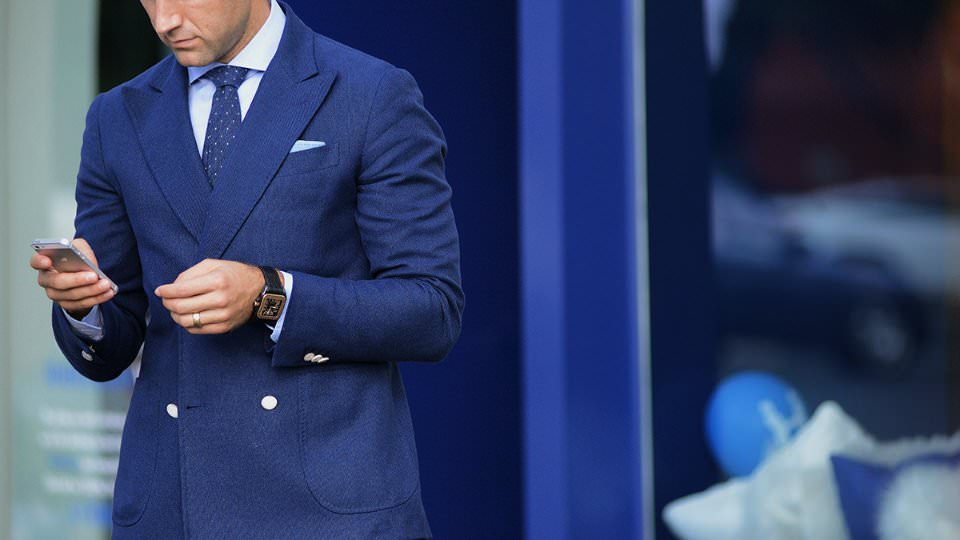 Men: 8 amazing ways to become Man in Blue