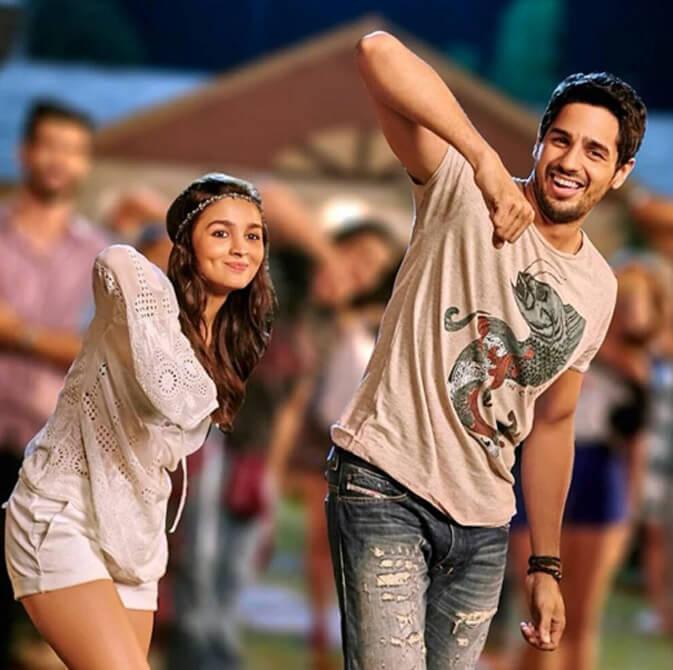 Alia Bhatt in Kapoor & Sons Style