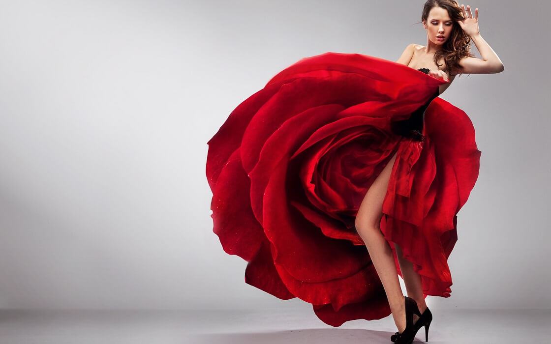 Women in red: The sure shot way of nailing every style