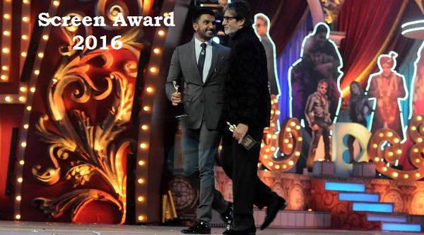 Men: Best Red Carpet Entries by Biggies at Screen Awards 2016