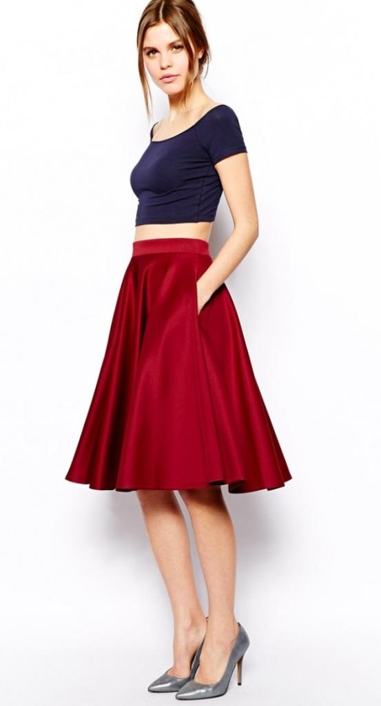 Red Bottom wear