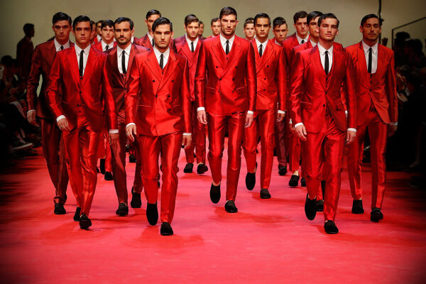 Men in Red: Stylish ways to wear Red this season