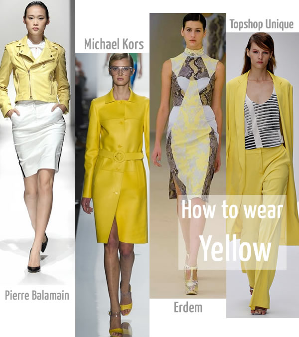 Women: Freshen up your style with 7 ways of wearing Yellow