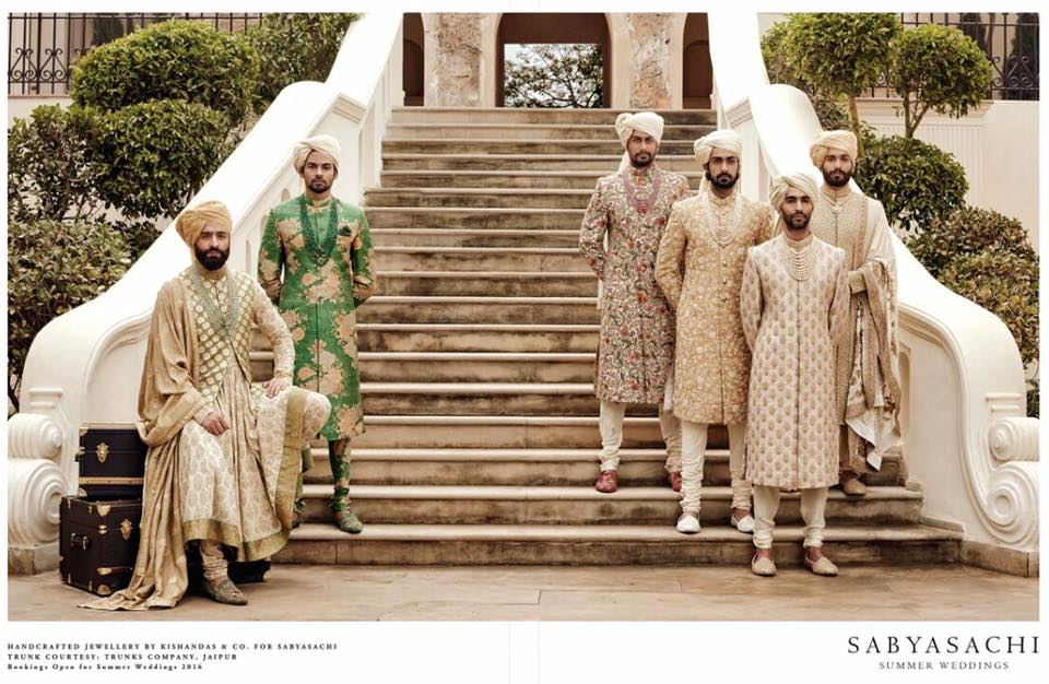 Relish the Designer Summer Wedding 2016 Collection for Grooms