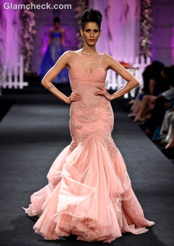 A Chic Gown