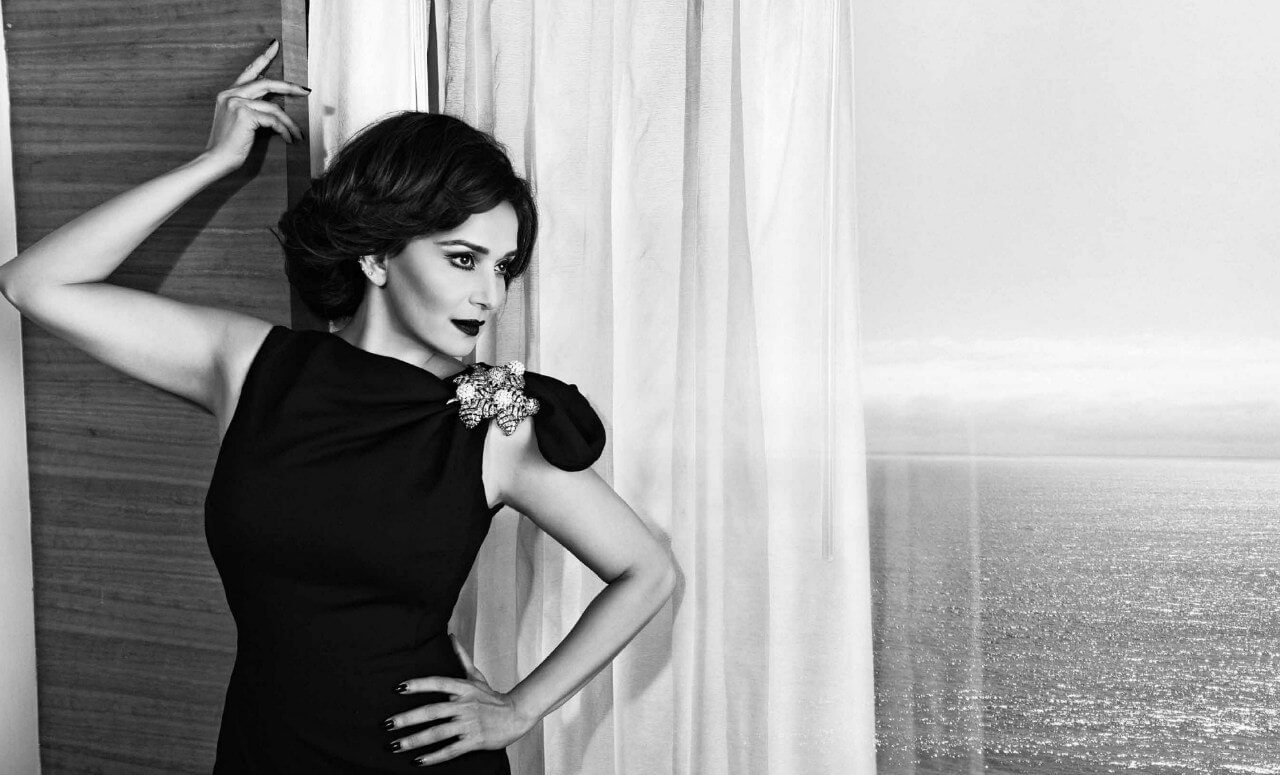 9 Inspirational looks of Madhuri to revisit her impeccable style sense