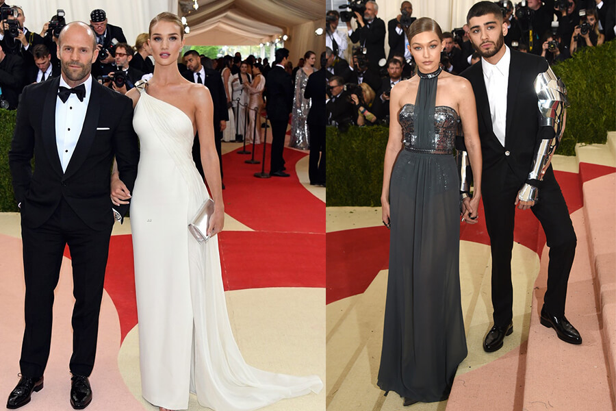 Picture Perfect Power Couples from the Red Carpet of MET Gala 2016