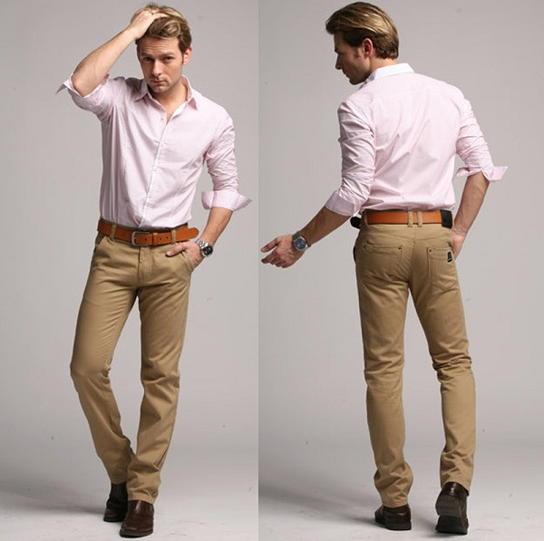 Business Casual Men S Fashion  Middle Age
