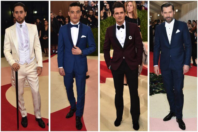 Men: The hottest Male appearances from the Red Carpet of MET Gala 2016