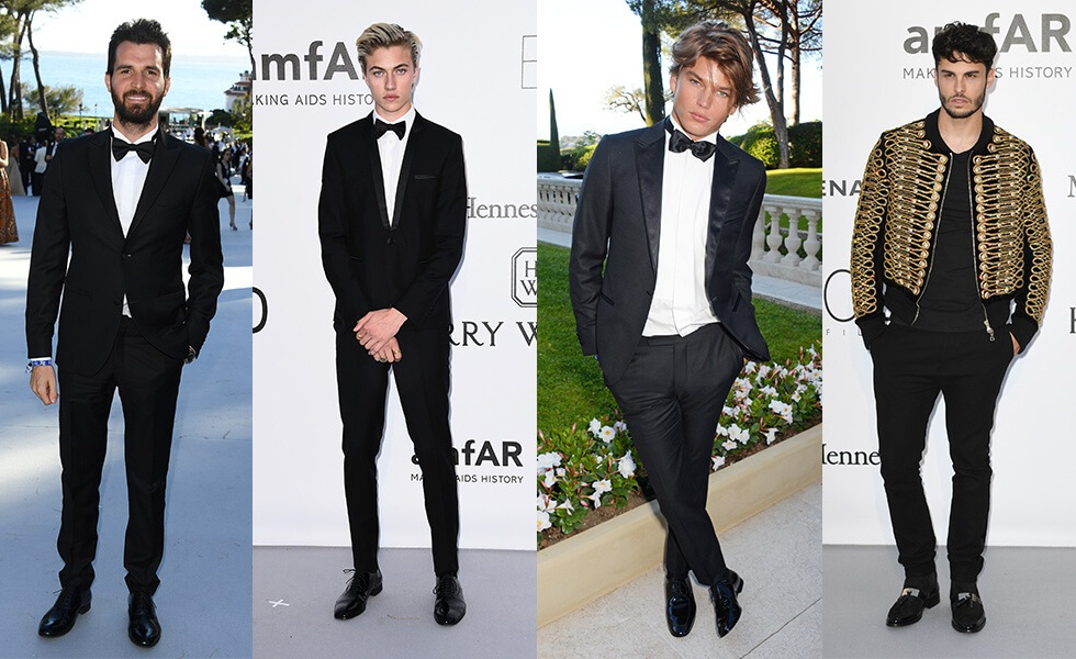 Men: Most Handsome Male Celebrities from the Red Carpets of Cannes 2016