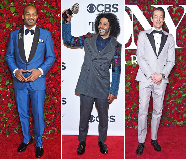 Men: Enjoy the Classy Styles of Men from the Red Carpet of Tony Awards 2016