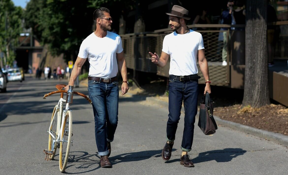 Men: Outstanding denim jeans trends for Summer 2016
